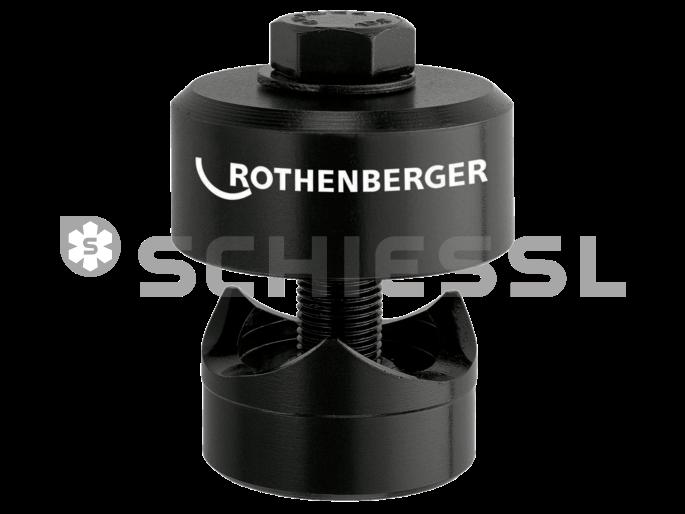Schraublocher 35 mm